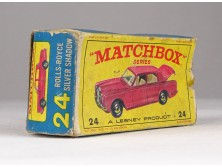 MATCHBOX Superfast Rolls-Royce doboz