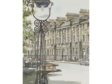 Philip Marom : Charlotte square Edinburgh